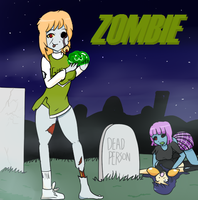 MGC12 Zombie by AF1987