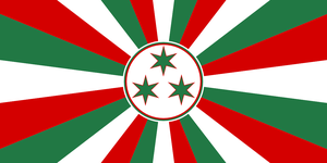 Alt Flag - Republic of Burundi by AlienSquid