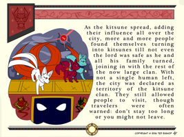 Path of the Orient - City of the Kitsune by Dragon-FangX