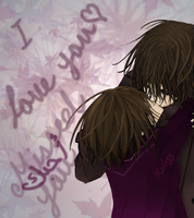 I love you - Kaname  and Yuki by keile33