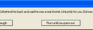 Ed Shortie Error Message by cturcz1234