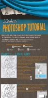 Photoshop tutorial by LaDarkA117