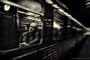 The Passenger by PhotoPurist