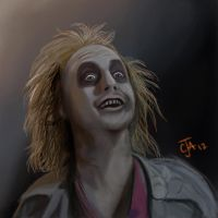 Your name is Beetlejuice? by Ignis-vitae