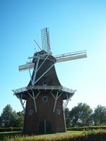 Windmill 5 by photohouse