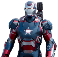 Iron Man 3 - War Machine by Naif1470