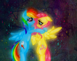 Rainbows And Butterflies by Nomnivore8