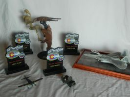 IPMS 2013 National Convention 1st Place Awards by Kingtiger2101