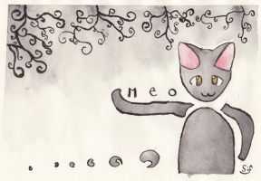 Meow by Sifelif