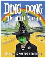 Ding Dong Bitch Is Dead by spoof-or-not-spoof