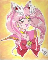 A Kinda Older Chibiusa by SasukeWifey86