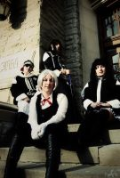 D. Gray-Man: The Black Order by penragonwebsite