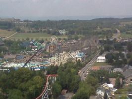 Hershey Park -  Park View 3 by Spooneh21