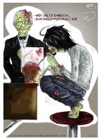 Zombie L - Not salty enough by Ichsha-DocDom