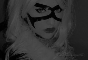 Black cat. by julialorenzutti