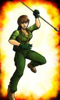 Lady Jaye by botmaster2005