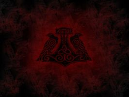 Asatru Background 2 by painsplayground