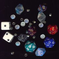 Dice by StarRaven