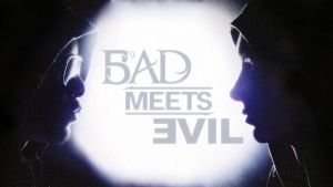 Bad Meets Evil by danielboveportillo