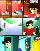 Rise of The Devilman- 122- Visiting hours by NickinAmerica