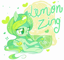 .:Lemon Zing:. by Ipun