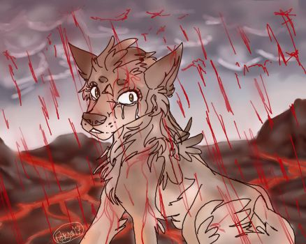 Save The Bloody Skies by that-foxy-wolf