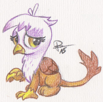 The Little Gilda by Combo89