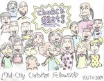 Rugrats Church Brats by ColdHeartedCupid