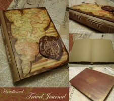 Travel Journal by LuthienThye