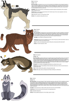 Warrior Cat Adopts- SOLD by Rainy-Adopts