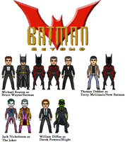 Tim Burton's Batman Beyond by MicroManED