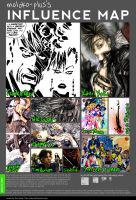 Influence Map by moloko-plus