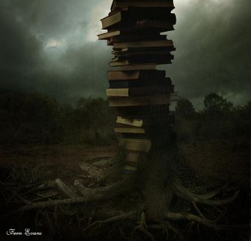 Tree of Knowledge by fernCevans