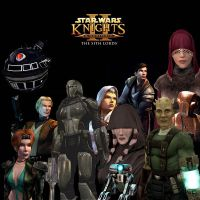 Knights of the Old Republic II by Brukhar
