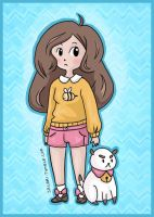 Bee and Puppycat by Sacari