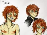 Lord of the Flies:Jack by CruelSeptember
