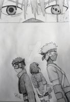 Kakashi Why? by ViivaVanity