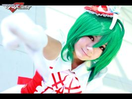 Macross Frontier: Ranka Lee II by TcFang