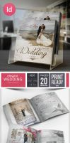 20 Pages Elegant Wedding Photo Album by RadomirGeorgiev
