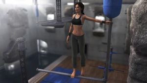 A bit of training. by SKing-TRF