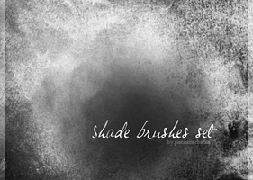 shade brushes set by PannaHerbatka