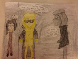 Request one: Stephano and Gonzales being spies by Kaykay1006