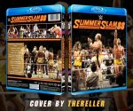 WWE SummerSlam 1988 Custom BluRay Cover by TheReller