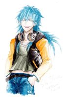 SlyBlue by YK-Kurai