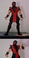 Custom Mortal Kombat Ermac by Vash-15