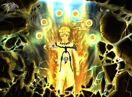 Naruto Ultimate Form by Saver-Blade