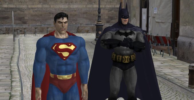The World's Finest Alt by Gery850
