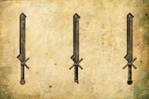 Forodren Auth: Dwarven Weapons 2 by Meanor