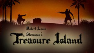 Treasure Island by the1llustrator