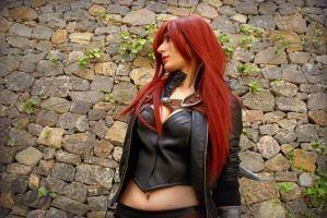 Katarina cosplay12 - Dragonstrace by DragonsTrace